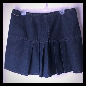 Beautiful DKNY Jean Skirt